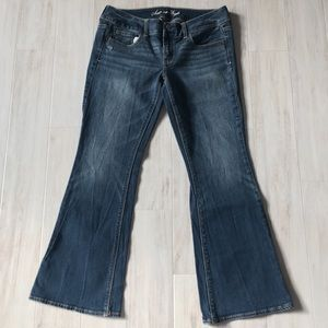 AEO Artist Bootcut Jeans